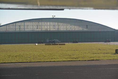 Military Hangar Linz
