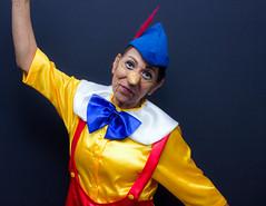 Pinocchio (Max Valenzuela) Tags: halloween portrait costume retrato costumes cosplay funny nochedebrujas pinocchio disney pinocho