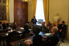 BJA Visit to the Federal Parliament - DSC06352