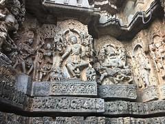 Temple walls 14 (kaushal.pics) Tags: helbedu hoysala
