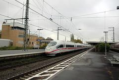 NS-ICE Emmerich (cellique) Tags: ns ice emmerich spoorwegen treinen eisenbahn zuge trains railways frankfurt