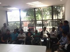 Asistimos al IEEPCO para dar seguimiento al proceso de eleccion de autoridades mpales de Santa María Yalina #Oaxaca (2)