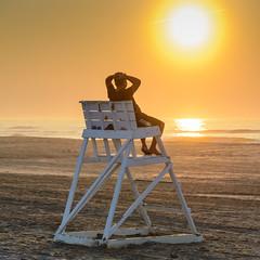 Beach Sunrise (PMillera4) Tags: beachsunrise beach sunrise dawn newjersey jerseyshore avalonnj