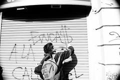 Santiago de Chile (Alejandro Bonilla) Tags: monocromo monocromatico santiago sony street santiagodechile santiaguinos bw blancoynegro bn blackandwhite urban urbano urbana urbe urbex sam streetphotography santiagochile santiagocentro sonya290