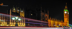 Big Ben (kranthi gurram) Tags: outdoor night architecture skyline city nikon tamron 1024mm wideangle nightphotography longexposure redbus london uk unitedkingdom kranthi gurram kranthigurram thames streaks lively