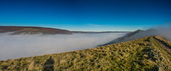 Castleton 261116-6054_stitch (RobinD_UK) Tags: mam tor castleton peak district edale temperature inversion clouds