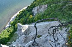 Abgrund (seyf\ART) Tags: rgen landschaft landscape kste coast mecklenburg ostsee balticsea