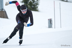 Speed Skating 2016 - #16 (GilBarib) Tags: speedskating xt2 action longuepiste qubec longtrack gilbarib xf50140mmf28rlmoiswr sport xf14xtcwr stefoy anneaugatanboucher patinagedevitesse