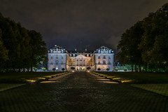 Schloss Augustusburg Brhl Rheinland (frankwinkler1969) Tags: schloss augustusburg brhl nrw nacht dunkel dark draussen