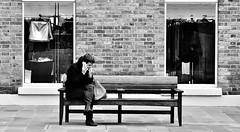 But Will My Bum Look Big In It ? ? (jaykay72) Tags: london uk street candid streetphotography londonist dukeofyorksquare stphotographia blackandwhite bw