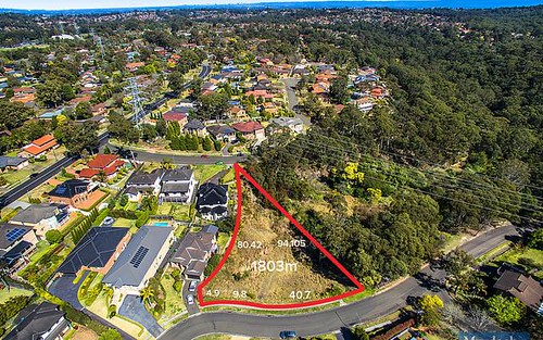 Lot 4 Forester Crescent, Cherrybrook NSW 2126