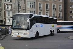 Mercedes-Benz Tourismo Rhd-m #557 (busdude) Tags: mercedesbenz tourismo rhdm 557 rhdl looktours oad gray line klm royal dutch airlines bus bv the neterlands