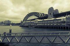 Dawes Point (Corey Hamilton) Tags: sydneyharbour