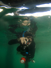 Xander (kmo_underwater) Tags: freediving wa xander s95 shoredive ammojetty