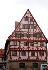 Nürnberg, Bavaria, Germany (EJK41) Tags: germany deutschland bavaria nürnberg fachwerk fachwerkhaus fach fachwerkhause