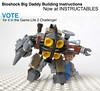 BUILD Instructions Big Daddy & Little Sister (Imagine™) Tags: toys lego instructions minifig littlesister mech bigdaddy moc bioshock foitsop imaginerigney