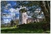 Rudbaxton church