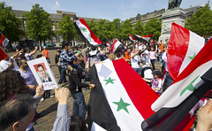 "Flags for Syria • <a style=""font-size:0.8em;"" href=""http://www.flickr.com/photos/45090765@N05/7234841916/"" target=""_blank"">View on Flickr</a>"