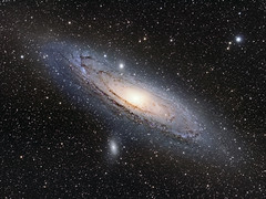 Andromeda Galaxy Messier 31 - BIG Version (Mark Hellweg) Tags: longexposure andromeda galaxy astrophotography m31 astrophoto deepsky andromedagalaxy astrofoto messier31 astrofotografie astroimage canoneos20da takahashifs60cb andromendanebula