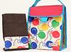 Lunch Bag + Toalhinha (Pé de Pera) Tags: frutas coruja toalha festa lanche almoço tecido balões lunchbag alça térmica lancheira pédepera pedepera