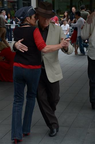 Street tango - London ©  Still ePsiLoN