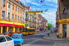 "All of the colors. Gliwice Poland May 2013 (Smo_Q) Tags: street trip strasse poland polska polen polonia gliwice польша ulica 波兰 ポーランド gleiwitz zwycięstwa 폴란드 ""pentax k5"""