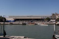 Venezia Santa Lucia (Ferrovie dello Stato Italiane) Tags: venezia stazione trenitalia gondole treni rfi