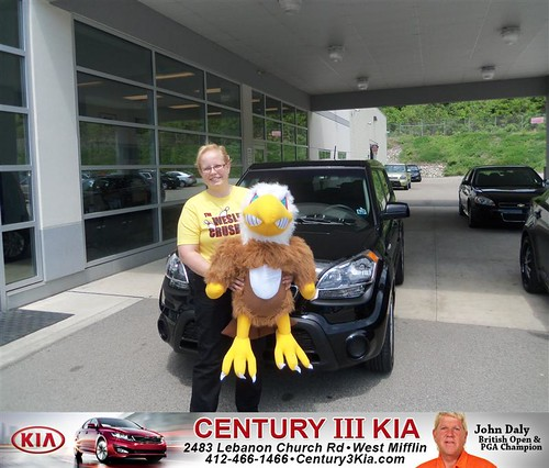 Century 3 KIA Customer Reviews and Testimonials West Mifflin, PA - Karen Martin