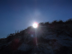 Sunset at the dunes (pmcdonald851) Tags: sunset dunes jekyllisland jekyll jekyllislandga olympustough tg620