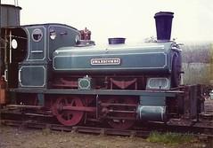 Barclay 699 (hugh llewelyn) Tags: centre buckinghamshire railway 11 barclay 060st alltypesoftransport no699