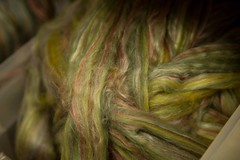 478239_446375165454528_196440251_o (Crookedbear) Tags: color art texture wool thread composition silk yarn weaving theweavingworks danburbank crookedbear