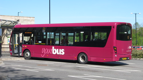 Wright Streetlite - Yourbus 1305