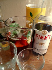 Pimms o'clock (bethany-hirst) Tags: summer holiday picnic eating drinking bbq drinks dining pimms summ