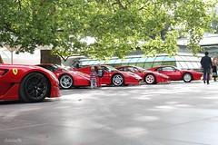 Ferrari Ever! (ChrisTian Photo's) Tags: canon ferrari villa enzo ever supercar deste f40 v12 f50 2013 288gto