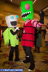 IMG_5621 (Cosplay Corral) Tags: anime phoenix canon comics costume cosplay gaming convention superhero comicbooks futurama cosplayer dccomics superheroes marvel costuming villains heroines phoenixcomicon 5dm2 phoenixcomicon2013