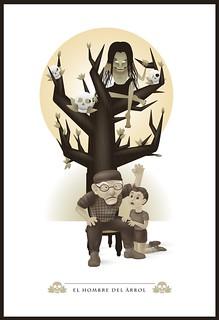 El hombre del árbol