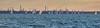Juxtaposition Monday Blues (s0ulsurfing) Tags: summer panorama june boats island coast boat sailing yacht horizon sails sigma telephoto isleofwight boating sail yachts yarmouth fleet isle wight yachting 6d flotilla westwight 50500mm roundtheisland 2013 s0ulsurfing rtir coastuk jpmorganassetmanagementroundtheislandrace roundtheislandyachtrace welcomeuk