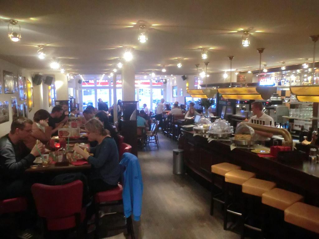 Cafe Extrablatt Sylt