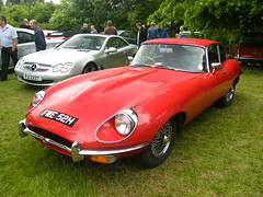Renishaw Hall 2013 (Foxyrider1) Tags: cars jaguar