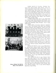 Sororities (Page 5/5) (Hunter College Archives) Tags: students club photography yearbook clubs hunter sorority 1937 huntercollege studentorganizations organizations sororities sigmataudelta studentclubs taualphapi wistarion thewistarion