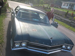 IMG_8229 (grindove) Tags: buick bil wildcat olle raggarbil