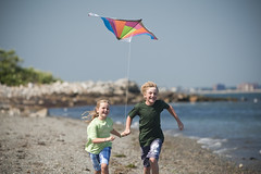 Boston Harbor Islands, Photo Credits (Courtesy of Boston Harbor island Alliance, Photographer Tom Kates) (Massachusetts Office of Travel & Tourism) Tags: usa kite beach nature boston ma outdoors harbor sand massachusetts familyfun bostonharborislands