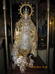 Marian Image (Leo Cloma) Tags: museum mary philippines exhibit virgin bulacan blessed marian barasoain diocesan malolos cloma