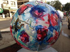 Boston - Cool Globes of Art! (Polterguy30) Tags: sculpture art boston globe massachusetts globes sculptures coolglobes