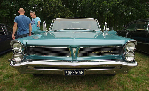 Pontiac Bonneville 1963 - AM-85-56