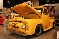 Ford Pickup Truck (osubuckialum) Tags: show cars car nc triangle downtown north raleigh carolina carshow 2013 raleigharea carolinaclassicsatthecapital