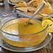 Sopa de lima, tipico piatto dello yucatan