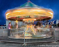 Merry Go Round (MR9X Photography) Tags: park summer canon amusement md ride maryland carousel oceancity merrygoround ocmd oceancitymaryland bajaamusements canong1x