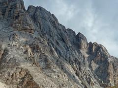 Alpinismo Gran Sasso - Via Mallucci-Monti