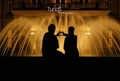 Couple (TundSPhotography) Tags: love fountain night dark couple heart brunnen paar well herz liebe dunkel zusammen